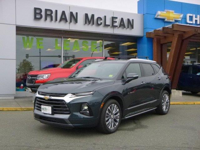 2019 Chevrolet Blazer Premier (Stk: M4316-19) in Courtenay - Image 1 of 30