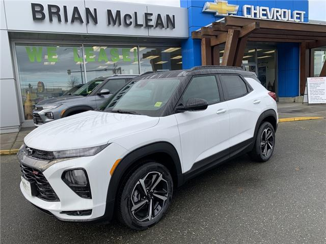 2021 Chevrolet TrailBlazer RS (Stk: M6052-21) in Courtenay - Image 1 of 22