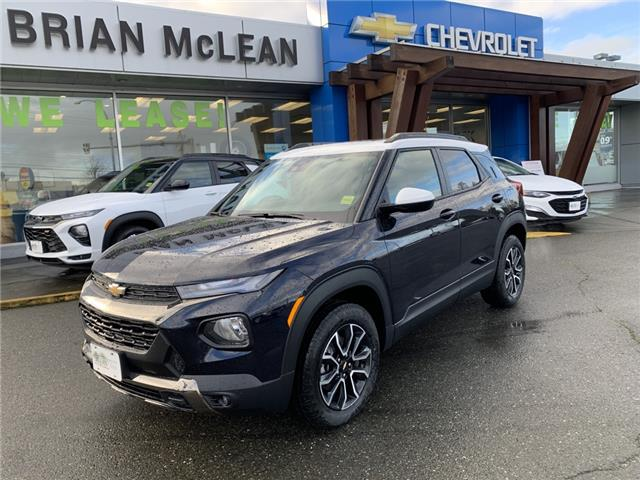 2021 Chevrolet TrailBlazer ACTIV (Stk: M6075-21) in Courtenay - Image 1 of 19