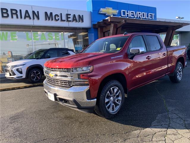 2021 Chevrolet Silverado 1500 LT (Stk: M6090-21) in Courtenay - Image 1 of 11
