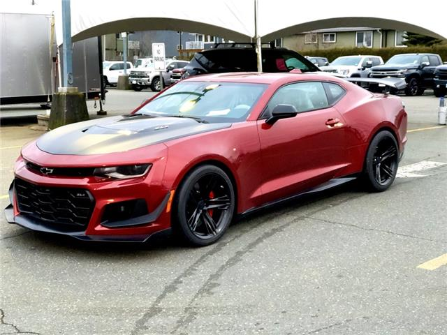 2021 Chevrolet Camaro ZL1 (Stk: M6029-21) in Courtenay - Image 1 of 14