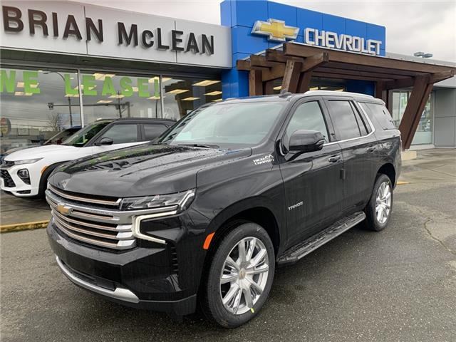 2021 Chevrolet Tahoe High Country (Stk: M6086-21) in Courtenay - Image 1 of 11