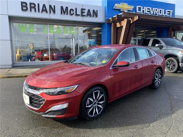 2021 Chevrolet Malibu RS (Stk: M6079-21) in Courtenay - Image 1 of 13
