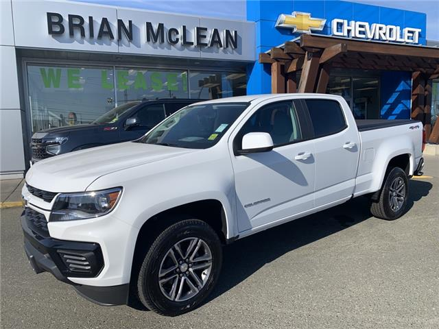 2021 Chevrolet Colorado WT (Stk: M6119-21) in Courtenay - Image 1 of 14