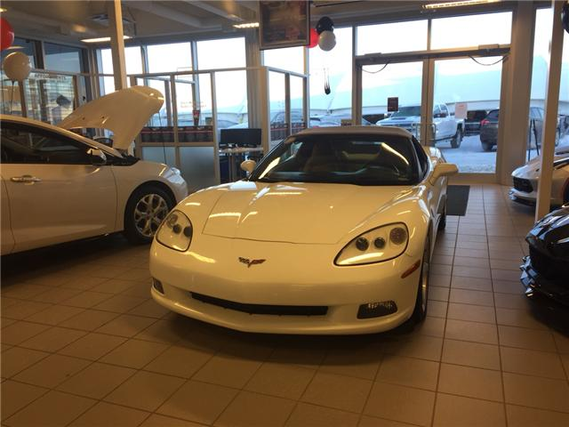 2007 Chevrolet Corvette  (Stk: 140196) in AIRDRIE - Image 1 of 10