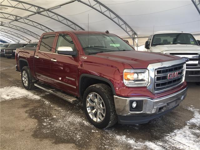 2014 GMC Sierra 1500 SLT (Stk: 107921) in AIRDRIE - Image 1 of 21