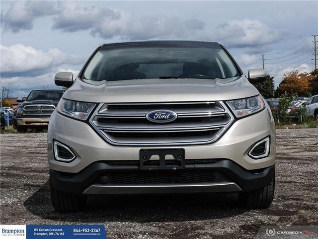 2017 Ford Edge SEL (Stk: 13835) in Brampton - Image 1 of 27