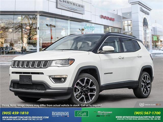 2021 Jeep Compass Limited (Stk: 21328) in Brampton - Image 1 of 22