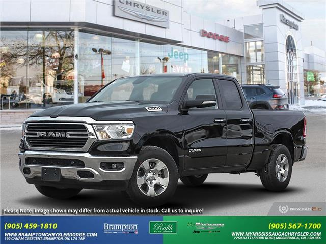 2021 RAM 1500 Big Horn (Stk: 21229) in Brampton - Image 1 of 22