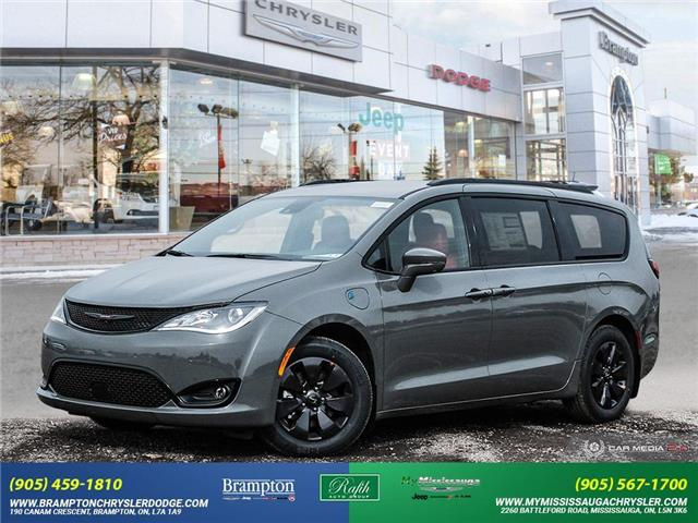 2020 Chrysler Pacifica Hybrid Limited (Stk: 21181) in Brampton - Image 1 of 30