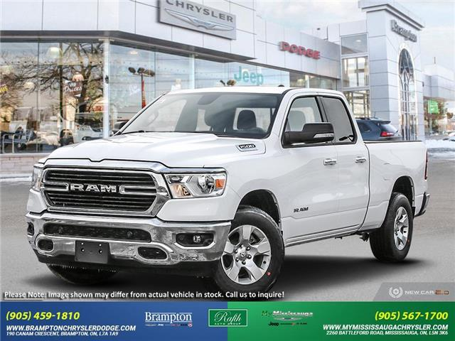 2021 RAM 1500 Big Horn (Stk: 21174) in Brampton - Image 1 of 22