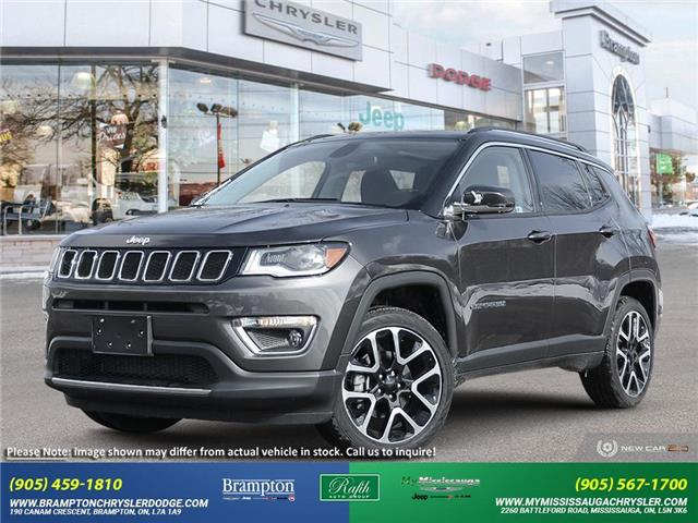 2021 Jeep Compass Limited (Stk: 21384) in Brampton - Image 1 of 23