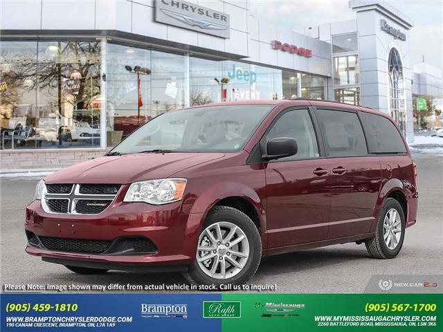 2020 Dodge Grand Caravan SE (Stk: 20590) in Brampton - Image 1 of 23