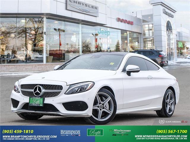 2018 Mercedes-Benz C-Class Base (Stk: 13915) in Brampton - Image 1 of 30