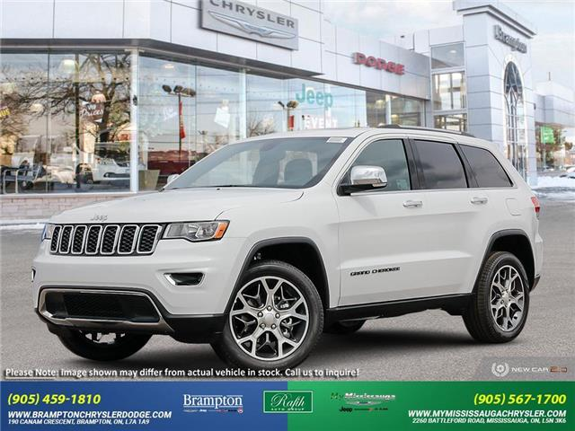 2021 Jeep Grand Cherokee Limited (Stk: 21478) in Brampton - Image 1 of 20