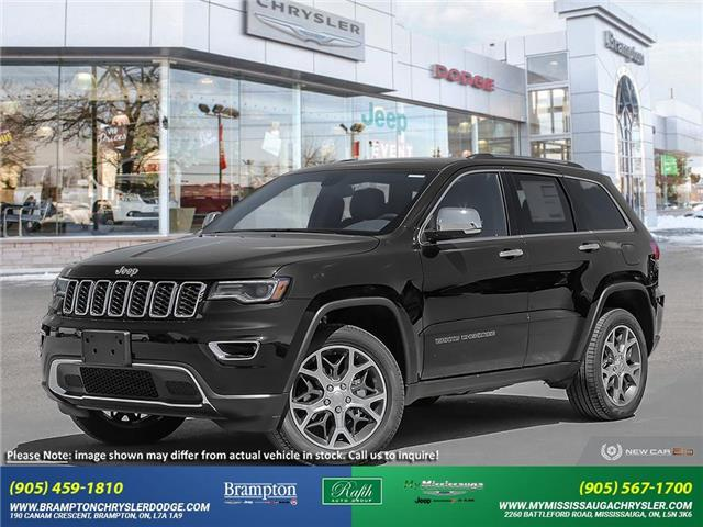 2021 Jeep Grand Cherokee Limited (Stk: 21491) in Brampton - Image 1 of 23
