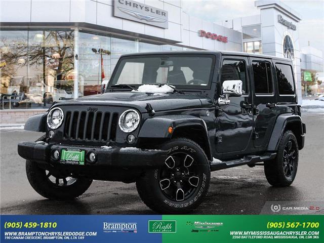 2018 Jeep Wrangler JK Unlimited Sahara (Stk: 13937) in Brampton - Image 1 of 29