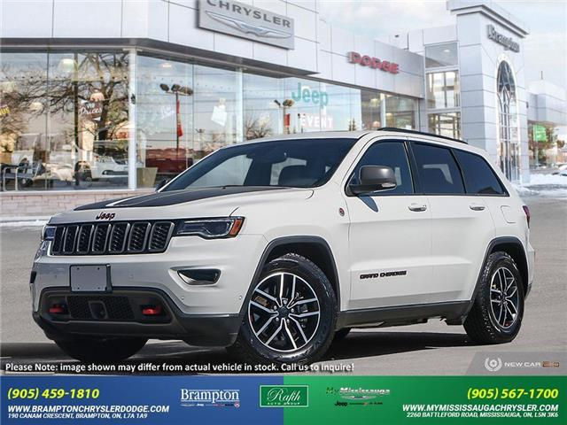 2021 Jeep Grand Cherokee Trailhawk (Stk: 21504) in Brampton - Image 1 of 23