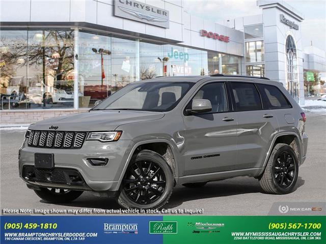 2021 Jeep Grand Cherokee Laredo (Stk: 21516) in Brampton - Image 1 of 22
