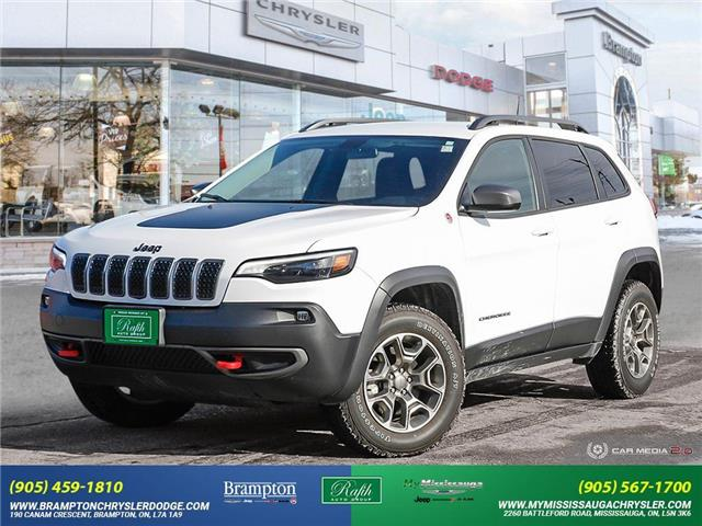 2020 Jeep Cherokee Trailhawk (Stk: 13948) in Brampton - Image 1 of 30