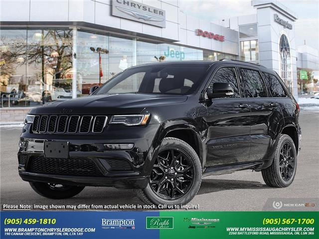 2021 Jeep Grand Cherokee Limited (Stk: 21589) in Brampton - Image 1 of 23