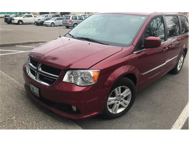 2015 Dodge Grand Caravan Crew (Stk: 20718A) in Brampton - Image 1 of 2