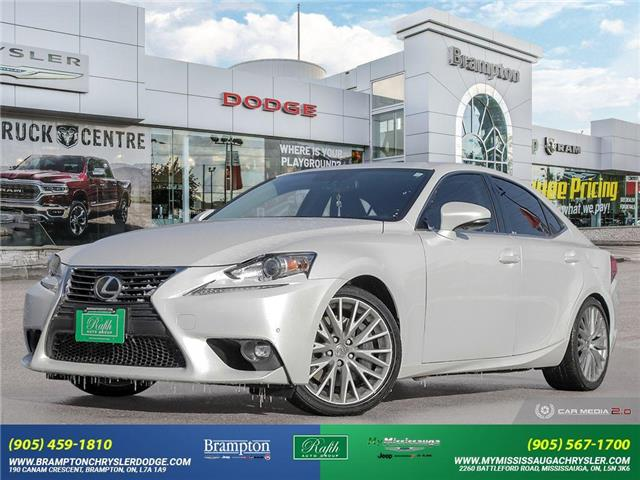 2016 Lexus IS 300 Base (Stk: 13945) in Brampton - Image 1 of 30