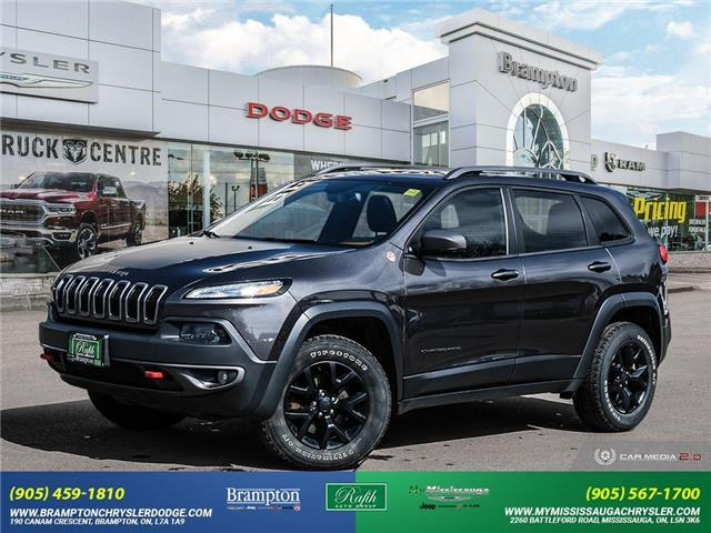 2016 Jeep Cherokee Trailhawk (Stk: 21588A) in Brampton - Image 1 of 30