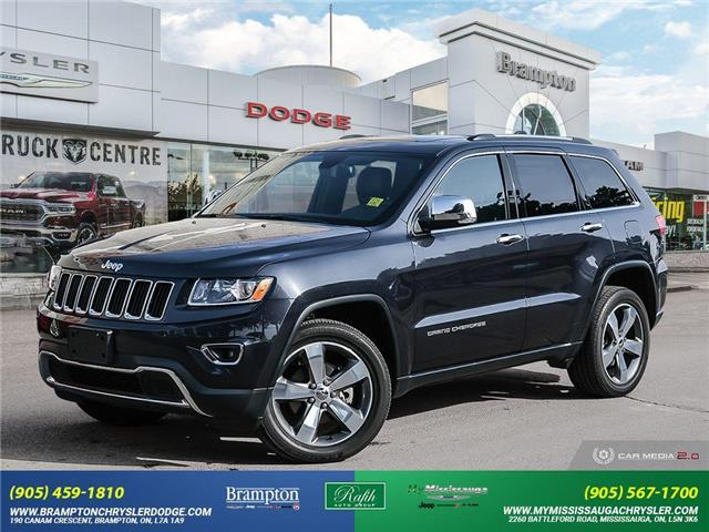 2016 Jeep Grand Cherokee Limited (Stk: 21501A) in Brampton - Image 1 of 30