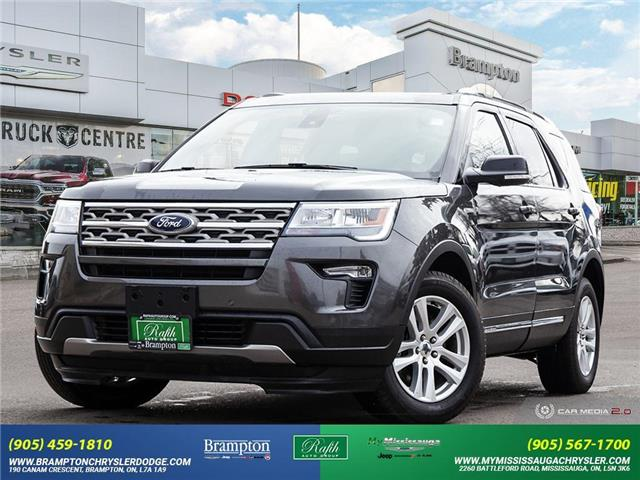 2018 Ford Explorer XLT (Stk: 13978) in Brampton - Image 1 of 29