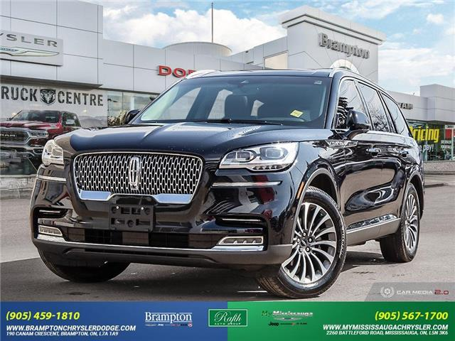 2020 Lincoln Aviator Reserve (Stk: 13956) in Brampton - Image 1 of 30