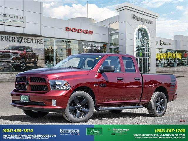 2018 RAM 1500 ST (Stk: 21459A) in Brampton - Image 1 of 30
