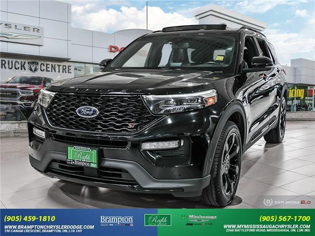 2020 Ford Explorer ST (Stk: 14014) in Brampton - Image 1 of 30