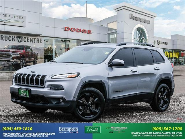 2017 Jeep Cherokee Limited (Stk: 13985A) in Brampton - Image 1 of 30