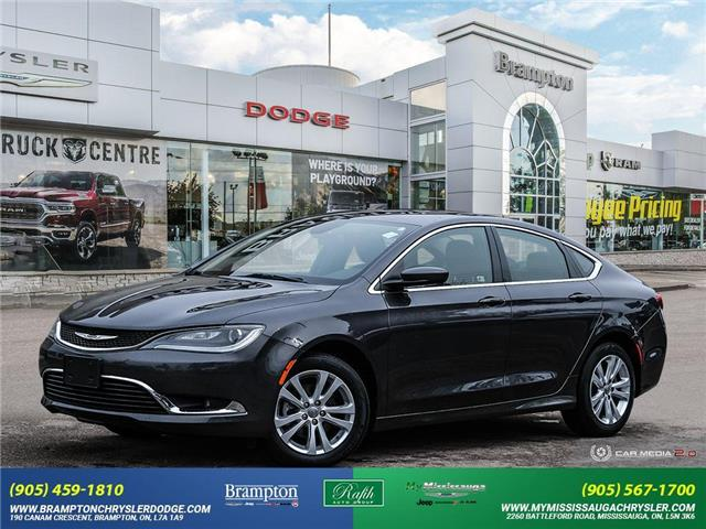 2016 Chrysler 200 Limited (Stk: 13980) in Brampton - Image 1 of 30