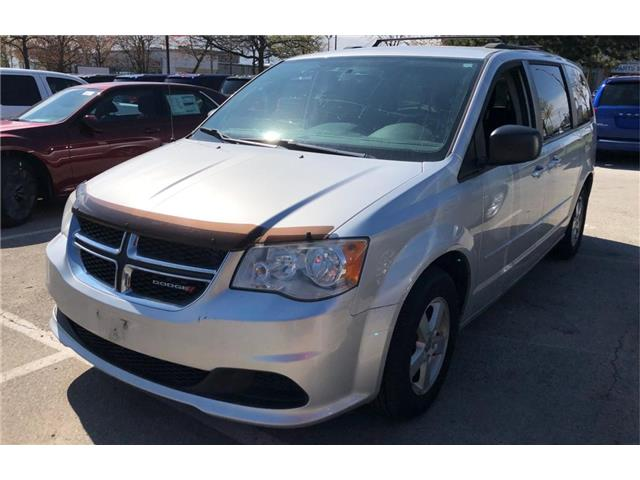 2012 Dodge Grand Caravan SE/SXT (Stk: 21200B) in Brampton - Image 1 of 6