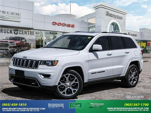 2018 Jeep Grand Cherokee Limited (Stk: 14032) in Brampton - Image 1 of 30