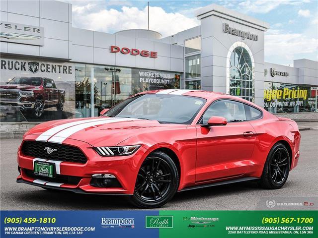2017 Ford Mustang EcoBoost Premium (Stk: 14045) in Brampton - Image 1 of 30