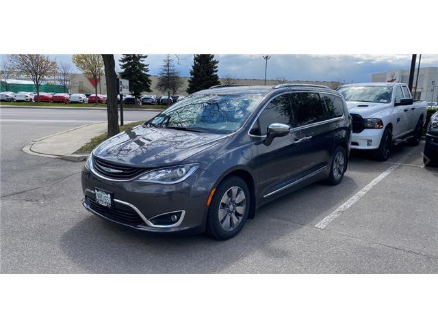 2018 Chrysler Pacifica Hybrid Limited (Stk: 14050) in Brampton - Image 1 of 3