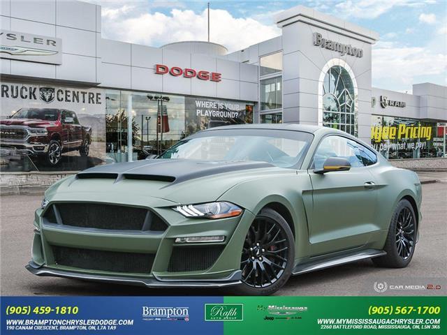 2018 Ford Mustang GT Premium (Stk: 14103) in Brampton - Image 1 of 30