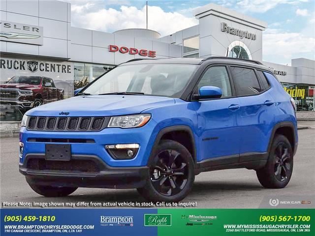 2021 Jeep Compass Altitude (Stk: ) in Brampton - Image 1 of 22
