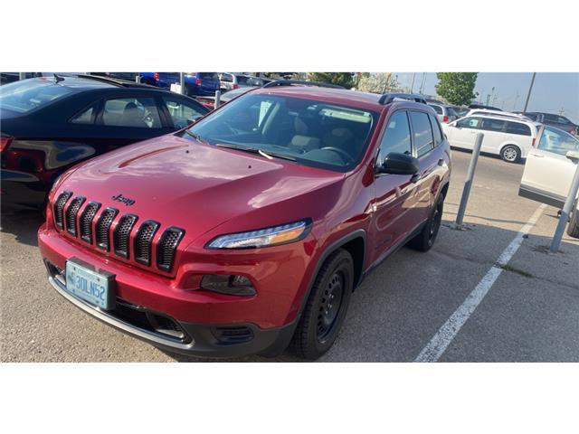 2016 Jeep Cherokee Sport (Stk: 21678A) in Brampton - Image 1 of 1