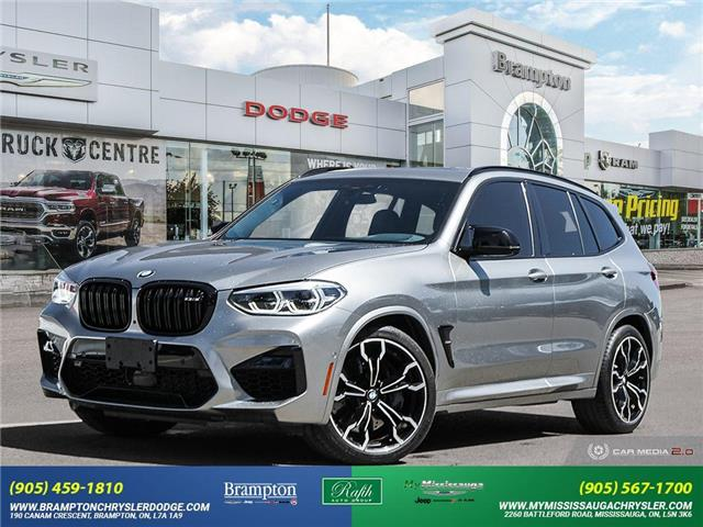 2020 BMW X3 M Competition (Stk: 14124) in Brampton - Image 1 of 30