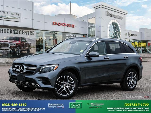 2019 Mercedes-Benz GLC 300 Base (Stk: 14143) in Brampton - Image 1 of 30