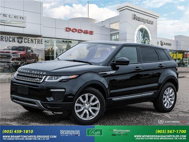 2018 Land Rover Range Rover Evoque SE (Stk: 14144) in Brampton - Image 1 of 30