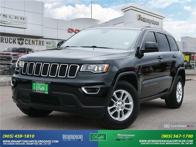 2018 Jeep Grand Cherokee Laredo (Stk: 14145) in Brampton - Image 1 of 30