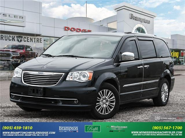 2015 Chrysler Town & Country Limited (Stk: 21424A) in Brampton - Image 1 of 30