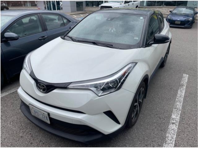 2019 Toyota C-HR Base (Stk: 21228A) in Brampton - Image 1 of 2