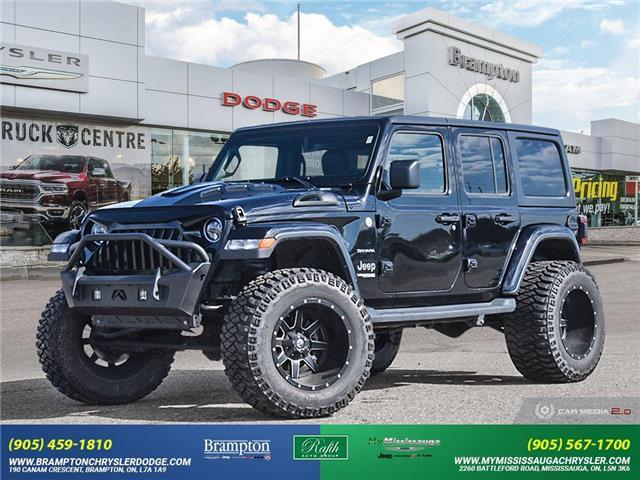 2020 Jeep Wrangler Unlimited Sahara (Stk: 14269) in Brampton - Image 1 of 28