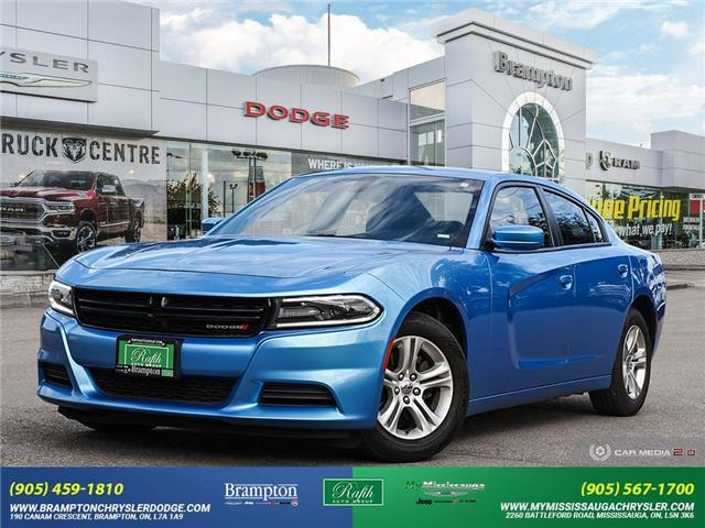 2019 Dodge Charger SXT (Stk: 14169A) in Brampton - Image 1 of 30